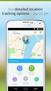 Family Locator - GPS Tracker- screenshot thumbnail