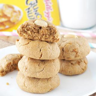 Crunchy Nut Peanut Butter Cookies