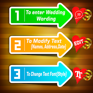 Wedding invitation cards maker android apps on google play wedding invitation cards maker screenshot thumbnail stopboris Image collections
