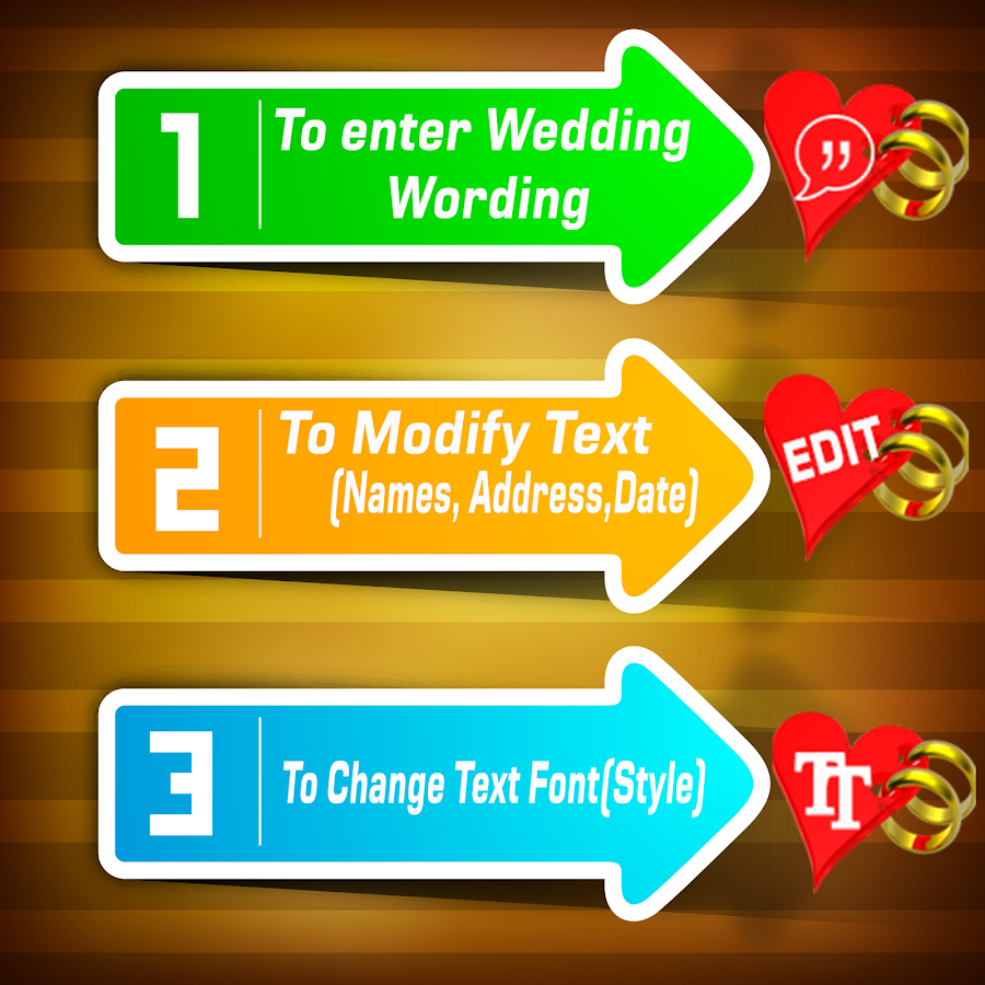 Wedding Invitation Cards Maker Apk Android Gratuit