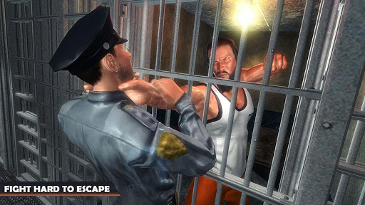 Prisoner Run in Survival Island screenshot 5