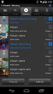 NRGplayer music player v1.2.0a