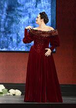 Photo: RUSALKA an der Wiener Staatsoper: Inszenierung Sven Eric Bechtolf. Premiere 26.1.2014. Monika Bohinec. Foto: Barbara Zeininger