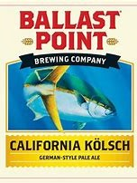 Logo of Ballast Point California Kolsch