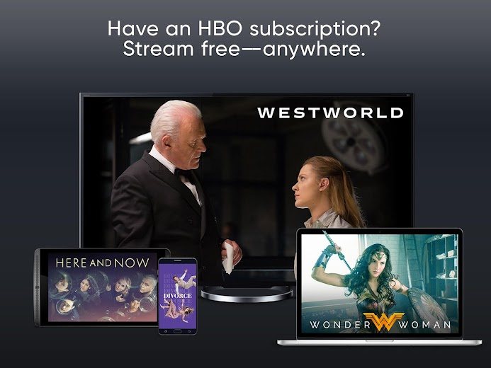 Screenshot 6 for HBO GO's Android app'
