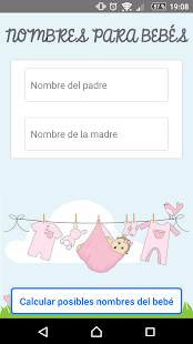 Baby Names in Spanish- screenshot thumbnail