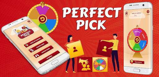 Perfect Random Picker And Team Generator - መተግባሪያዎች
