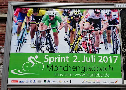 Tour de France Mönchengladbach 2017