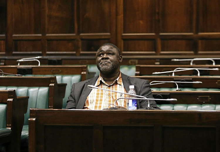 Mbulaheni Maguvhe was called to testify before the SABC parliamentary ad hoc committee.