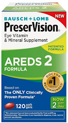 Bausch + Lomb PreserVision AREDS 2 Formula Eye Vitamin