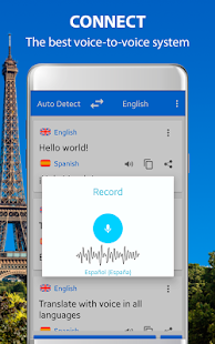 Translate voice - Pro Screenshot