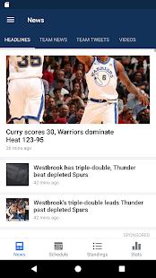 Basketball Live - náhled