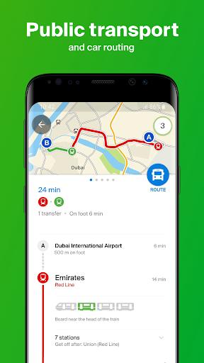 2GIS: directory, map, navigator screenshot 6