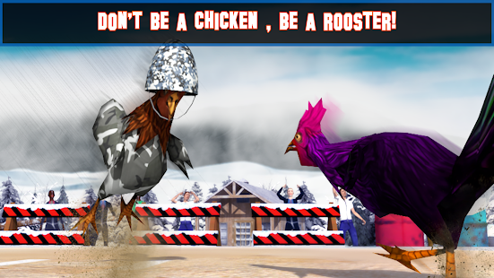 Angry Rooster Fighting Hero: Farm Chicken Battle - náhled