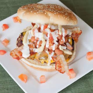 Sonoran Hamburgers.