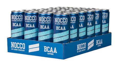 Nocco BCAA 24 x 330ml - Ice Soda
