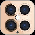 iCamera: Camera for iPhone 12 – iOS 14 Camera icon