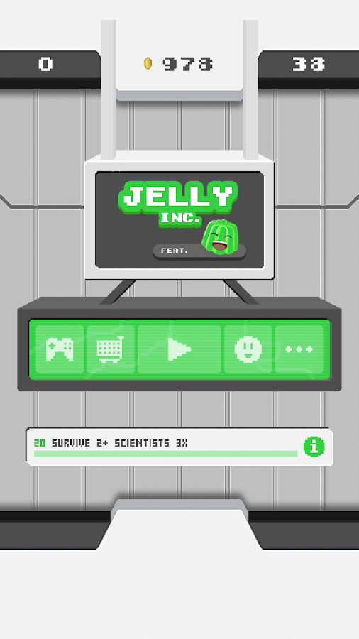 Jelly Inc.- screenshot