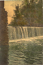 Photo: Postmark 1909 - Lee's Mill - Dam constructed 1927