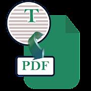 Text To PDF Converter APK