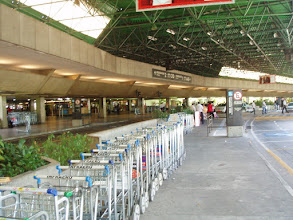 Photo: Exterior del Aeropuerto de Guarhulos