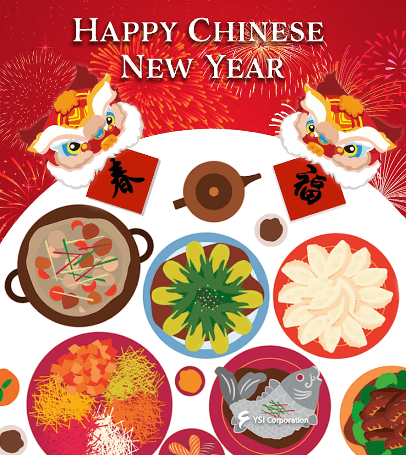 Hold lots of blessing for a cheery Lunar New Year 2020