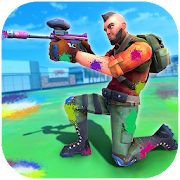 Army Squad Battleground – Paintball Shooting Game [Mega Mod] APK Free Download
