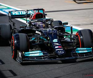 """Lewis Hamilton helemaal niet tevreden na Grote Prijs Turkije: """"Ik had mijn instinct moeten volgen"""""""