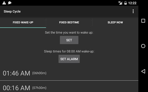 Sleep Cycle 1.3.8 screenshots 6