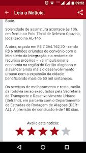 Agência Alagoas screenshot 2