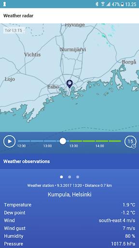 FMI Weather  screenshots 4