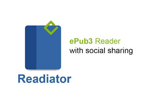 Readiator EPUB Reader