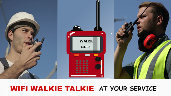 Wifi Talkie Walkie -New - náhled
