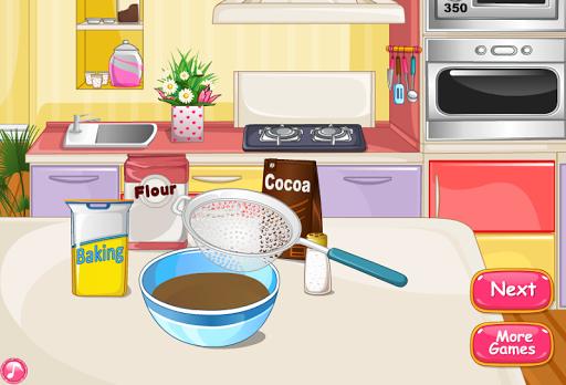 pizza cookies cooking girls 1.1.0 screenshots 12