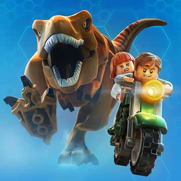 LEGO Jurassic World Hack Mod Apk Download for Android