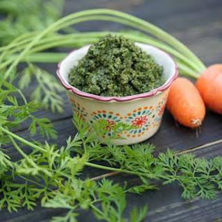 Carrot Top Greens Recipes