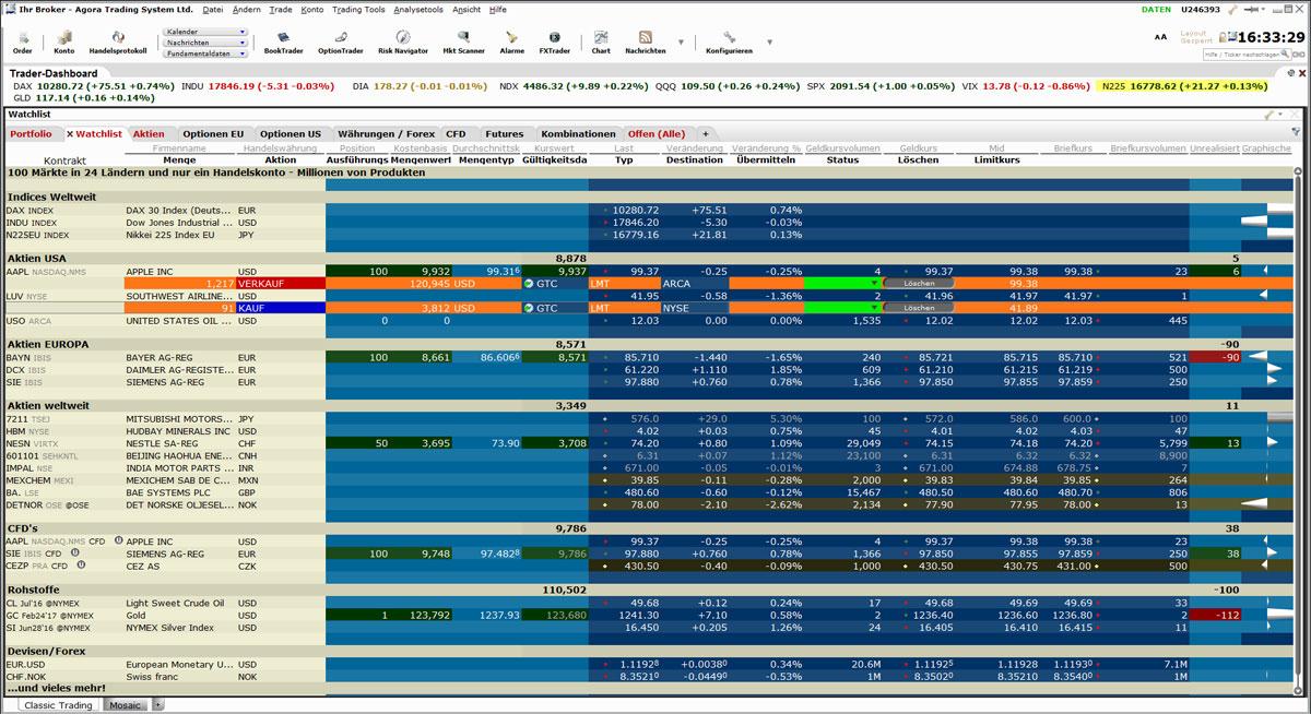 ATS Software Screenshot