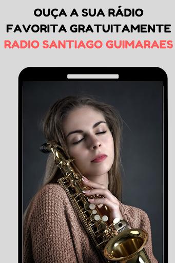 radio santiago guimaraes fm portugal gratis online screenshot 2