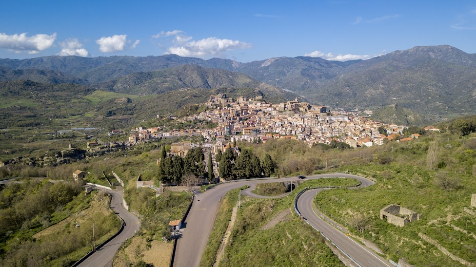 Castiglione di Sicilia, Sycylia, Włochy