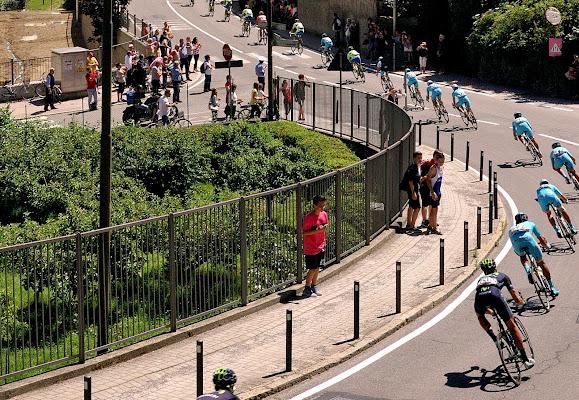Gioco di squadra al Giro d'Italia di benny48