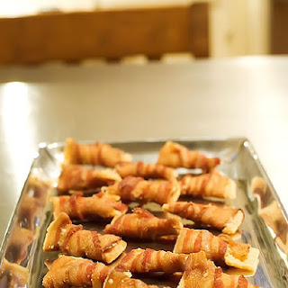 Holiday Bacon Appetizers.