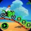 Ben Jungle MotorBike Worlds game APK