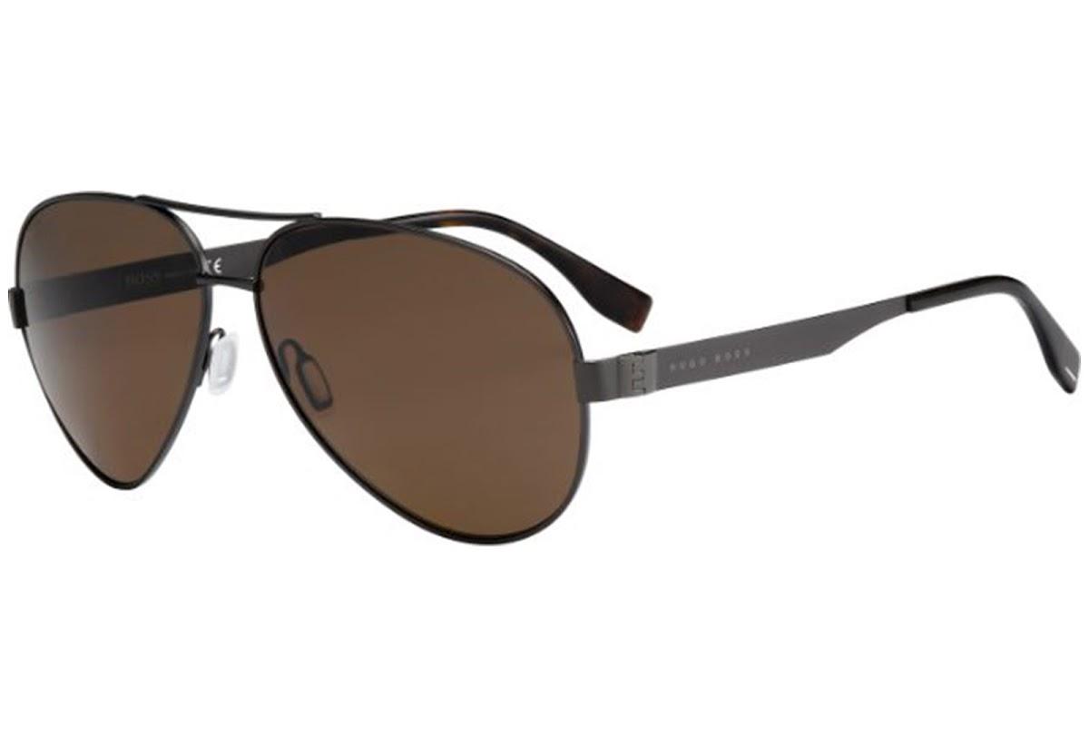 Buy Hugo Boss BOSS 0691 F S C64 R80 (SP) Sunglasses   Blickers 6449c5729106
