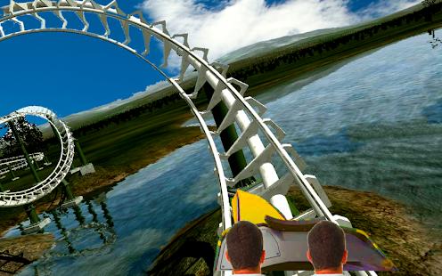 Island Roller Coaster 2018 - náhled