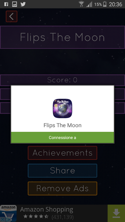 Flips The Moon- screenshot