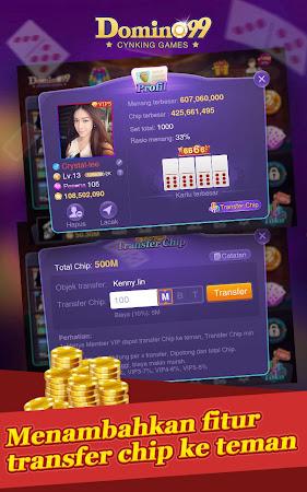 Domino QiuQiu:KiuKiu:99 1.3.3 screenshot 789129