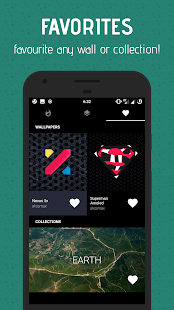 Wallzy Pro - Custom UHD Wallpapers Screenshot