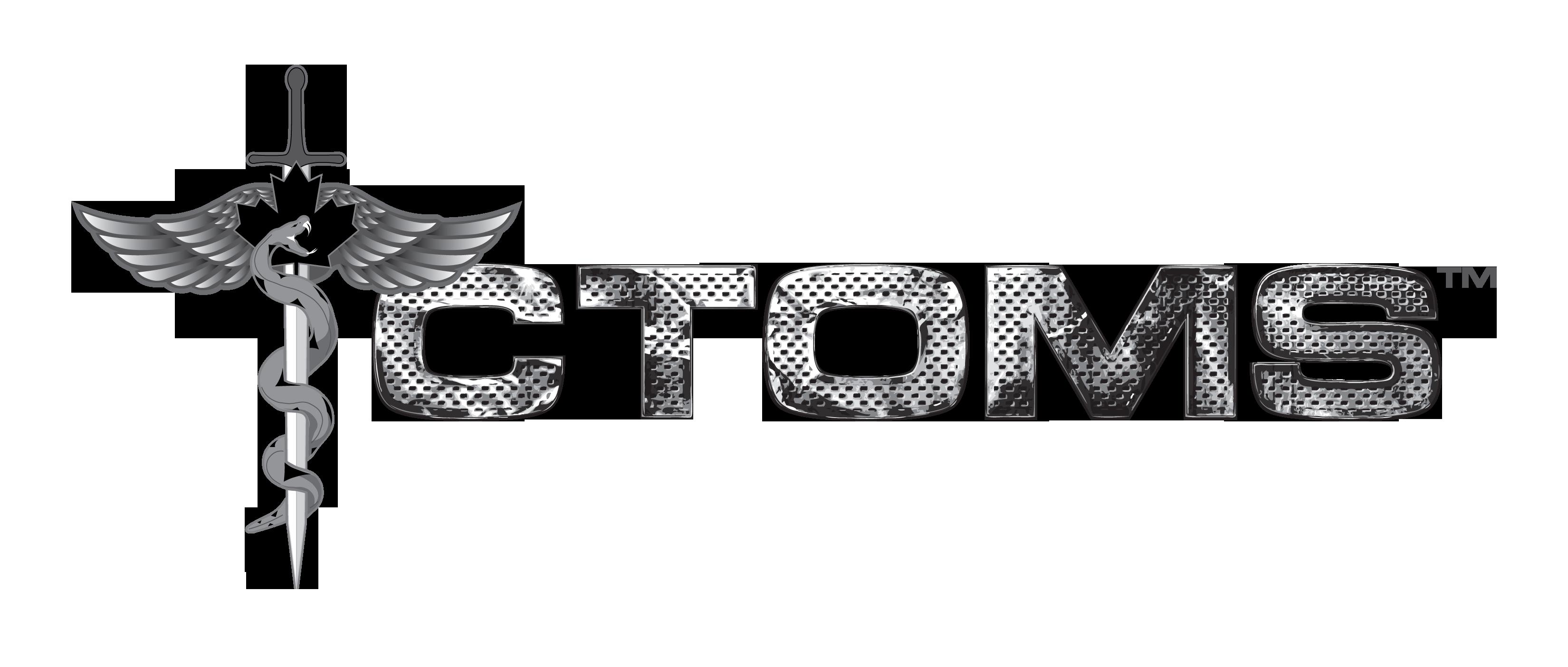 Billedresultat for ctoms logo