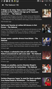 Emirates News- screenshot thumbnail