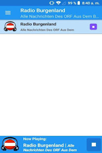 Radio Burgenland App FM AT Free Online - náhled
